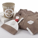 """Sweet Dreamzzz"" A Pint of PJ's Sleep-Time Gift Set, Chocolate"