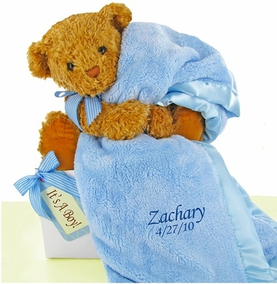 Bear Essentials Gift Set-Little Boy Blue
