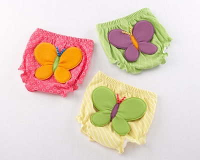 Butterfly Bloomers For Fluttering Bums (0-6 months)