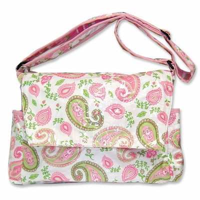 Trend Lab Paisley Park Messenger Bag