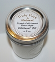 Raw Organic Cold Pressed Extra Virgin Coconut Oil