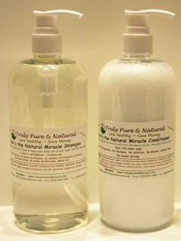 Tate's Combo Pack 16 oz. Shampoo and Conditioner