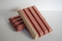 Red Cedar Soap Dish