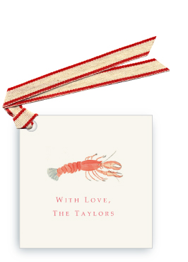 Lobster - Gift Tags