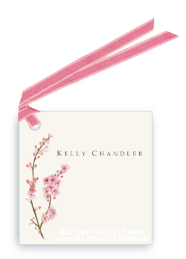 Cherry Tree Blossom - Gift Tags