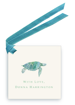 Sea Turtle - Gift Tags