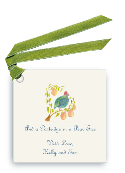 Partridge in a Pear Tree - Gift Tags