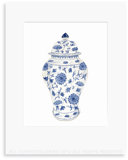 Ginger Jar - Prints