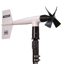 RM Young RY-05108 Heavy Duty, Wind Monitor-HD