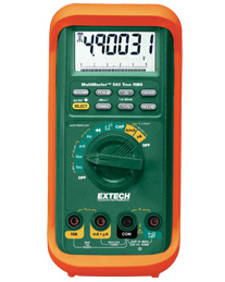 Extech MM560A MultiMaster® High-Accuracy Multimeter w/ FREE UPS