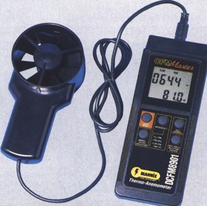 General Tools DCFM8901 Thermo-Anemometer