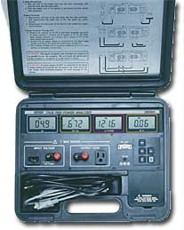 Extech 380801 Appliance Tester/Power Analyzer