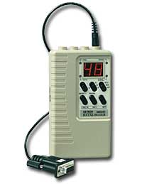 Extech 380340 Battery Operated Datalogger with FREE UPS