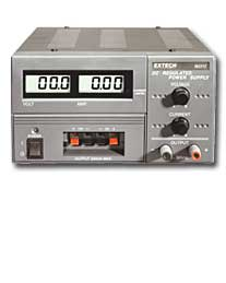 Extech 382213 Digital Triple Output DC Power Supply with FREE UPS