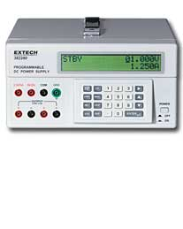 Extech 382280 Precision with Programmable 200 Watt Output DC Power Supply