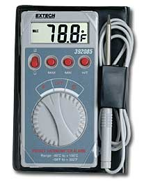 Extech 392085 Pocket Thermometer with Alarm