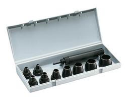 General Tools S1274 Professional 10pc Gasket Punch Set