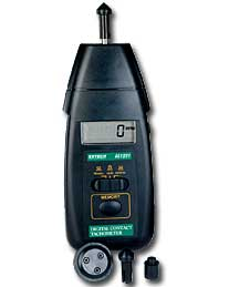 Extech 461891 Contact Tachometer (NIST Certified - allow 3 weeks for testing)
