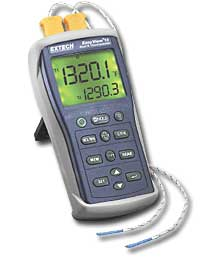 Extech EA15 7 Thermocouple Datalogging Thermometer