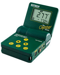 Extech 341350A-P Oyster™ Series pH/Conductivity/TDS/ORP/Salinity Meter with FREE UPS