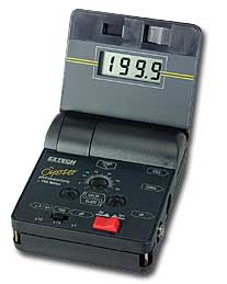 Extech 341350-P pH/Conductivity with TDS Meter and Polymer Cell