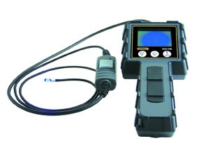 General Tools DCS1100 High-Performance Video Borescope System with 4.9mm Switchable Front/Side View Probe w/ Free UPS