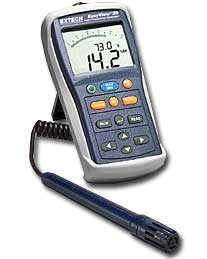 Extech EA25 EasyView Hygro-Thermometer Datalogger