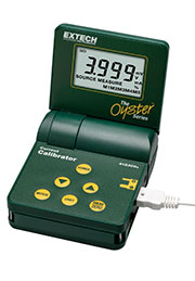 Extech 412300A-NIST Current Calibrator/Meter (NIST Certified)
