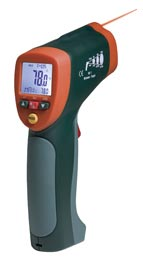 Extech 42560-NIST InfraRed Thermometer with Wireless PC Interface (NIST Certified)