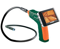 Extech BR250 Video Borescope / Wireless Inspection Camera with FREE UPS