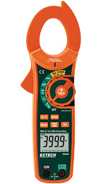 Extech MA620-NIST 600A True RMS AC Clamp Meter + NCV (NIST Certified)
