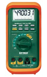 Extech MM560-NIST MultiMaster® High-Accuracy Multimeter (NIST Certified)