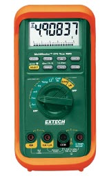Extech MM570-NIST MultiMaster® High-Accuracy Multimeter (NIST Certified)