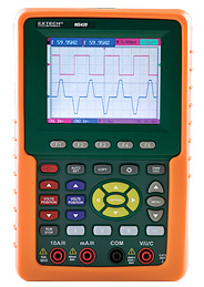 Extech MS460 60MHz 2-Channel Digital Oscilloscope