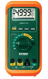 Extech MP510A MultiPro® High-Performance MultiMeter w/ FREE UPS