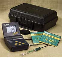 Extech Oyster15kit Oyster Series pH/mV/Temp Meter Kit
