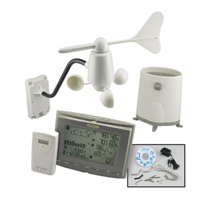 General Tools WS831DL Wireless Data Logging Weather Station