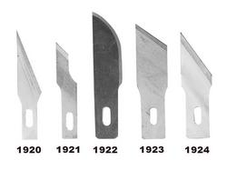 General Tools 1923 1923 - Short Angle Replacement Blade