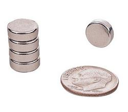 "General Tools 342 5pc 3/8"" Power Magnet Set"