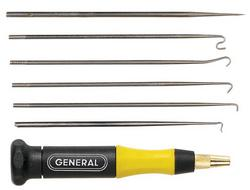 General Tools 707863 5pc Positioning & Spring Hook Set