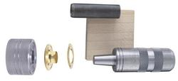"General Tools 71260 1/4"" Utility Grommet Kit"