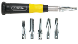 General Tools 75610 10pc Carving Set