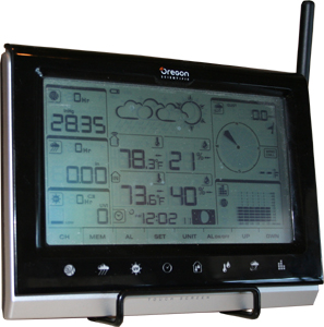 Ambient Weather D4 Universal Weather Station Console Desk Stand - Discontinued