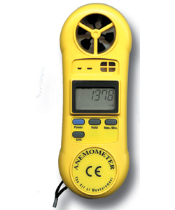 General Tools DAF800 Digital Anemometer