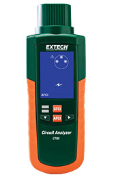 Extech Instruments CT80 AFCI, GFCI and AC Circuit Load Tester