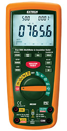 Extech Instruments MG300 13 Function Wireless True RMS MultiMeter/Insulation Tester
