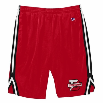 Denison Champion D Attack Shorts Red
