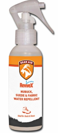 ReviveX Nubuck, Suede, & Fabric Spray Water Repelling 4oz
