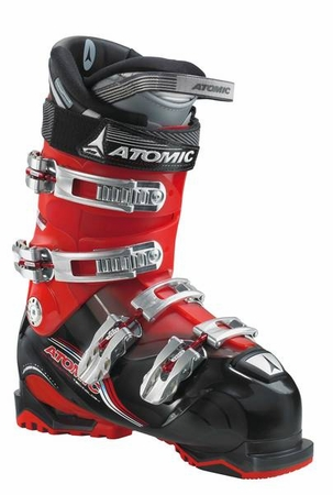 Atomic M-Tech M90 Boots Red
