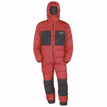 Mountain Hardwear Absolute Zero Suit Red/ Black (Close Out)